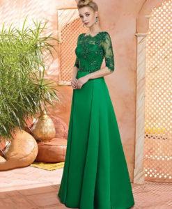 Precios de vestidos de fiesta de valerio luna