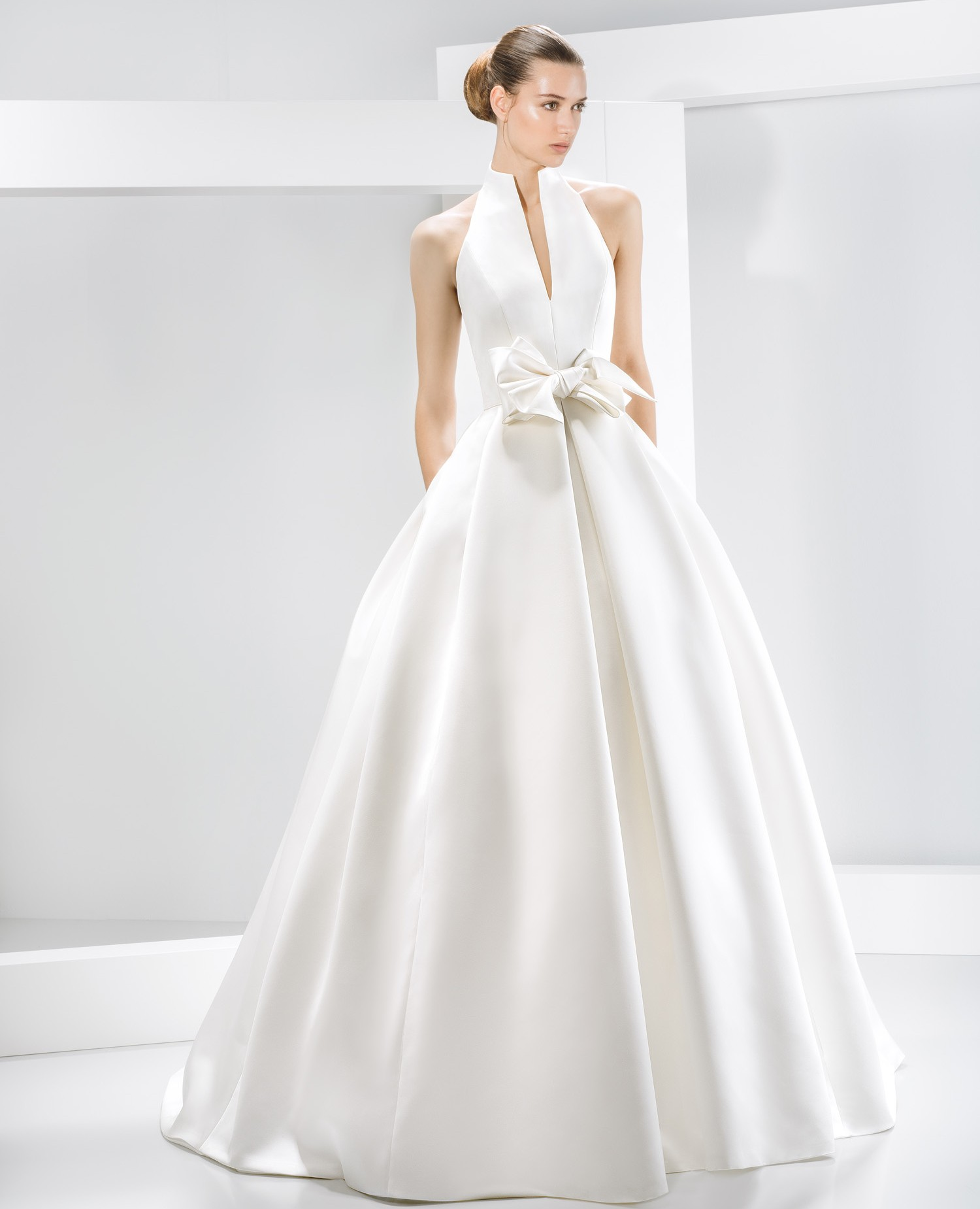 vestidos de novia jesus peiro precios