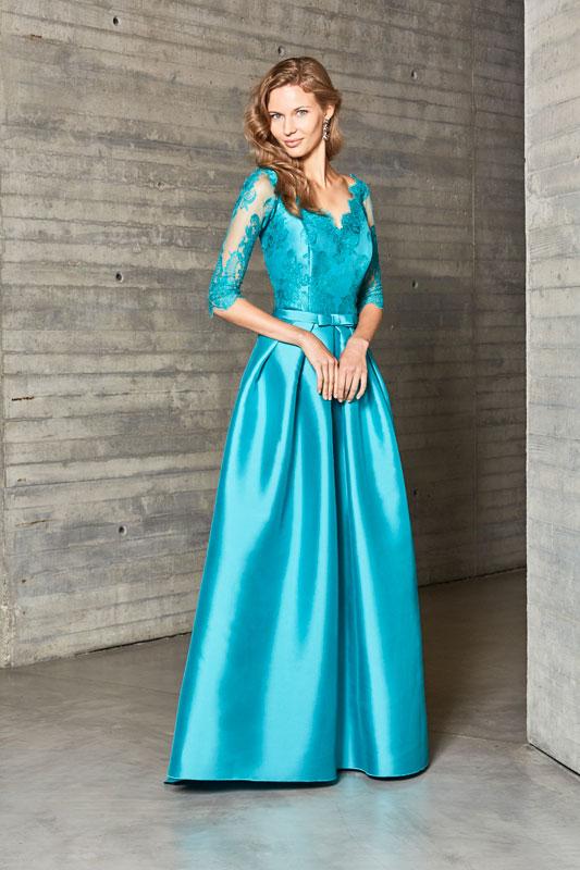 vestido fiesta – eva navaro novias