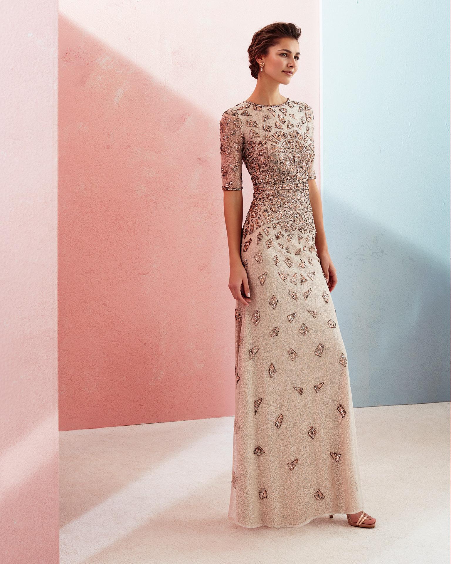 Increíble Berrocal Vestido De Novia Vicky Martín Ideas Ornamento ...